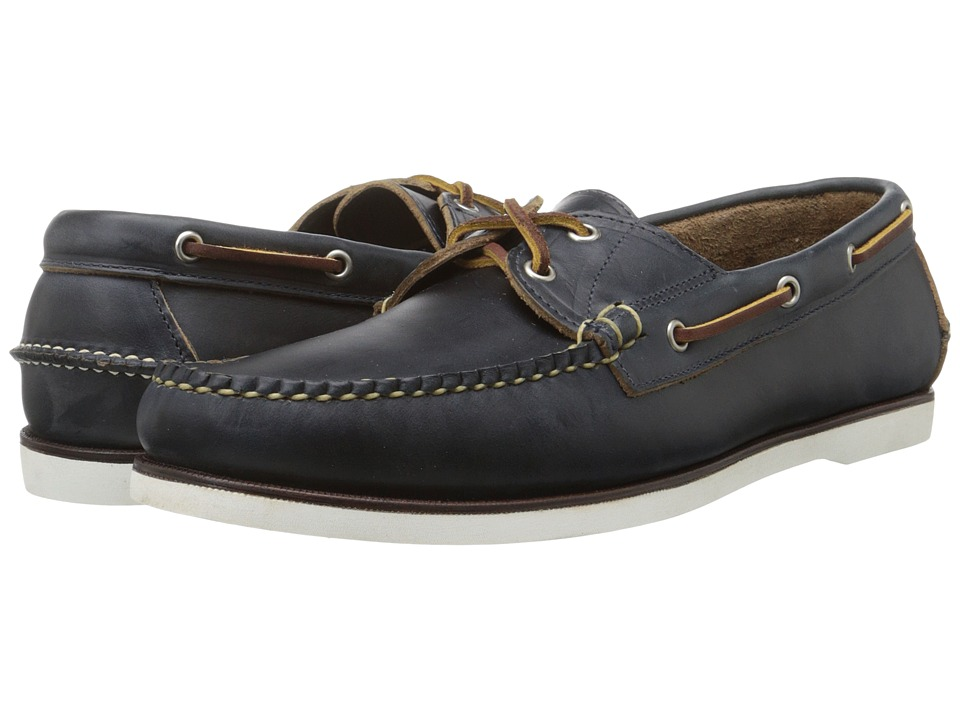 Eastland 1955 Edition Freeport USA Navy Mens Shoes