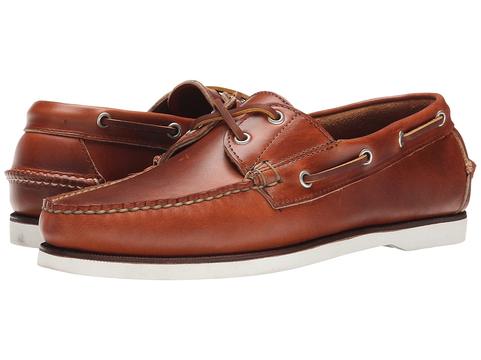 Eastland 1955 Edition Freeport USA Tan Mens Shoes