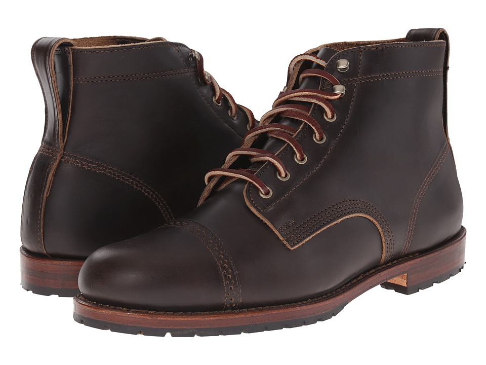 Eastland 1955 Edition - Monroe USA (Dark Brown) Mens  Shoes