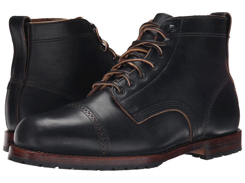 Eastland 1955 Edition - Monroe USA (Black) Men's  Shoes