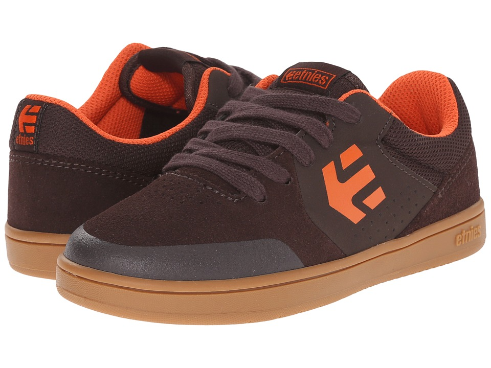 etnies Kids Marana Toddler/Little Kid/Big Kid Brown/Gum Boys Shoes