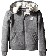 Carhartt Kids - Logo Zip Sweatshirt (Toddler)