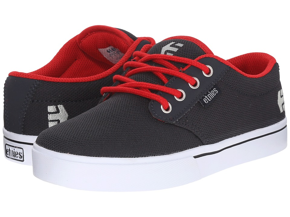 etnies Kids Jameson 2 Eco Toddler/Little Kid/Big Kid Navy/Red/White Boys Shoes