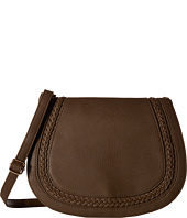 Rampage - Crossbody w/ Braided Detail