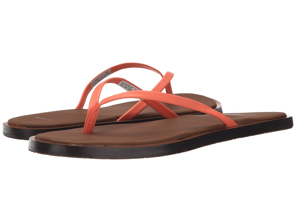 Sanuk Yoga Aurora (Hot Coral) Women