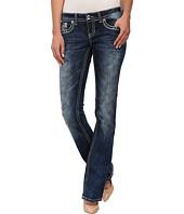 Antique Rivet - Bootleg Jeans in Veruka