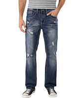 Antique Rivet - Straight Jeans in Merrick