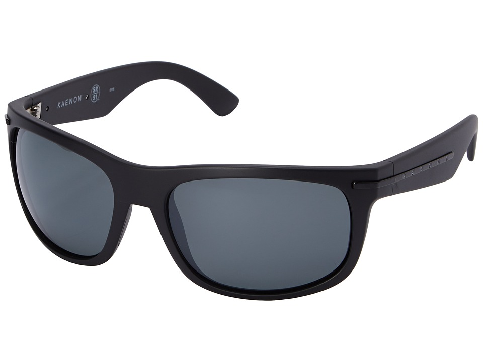 Kaenon Burny SR91 Polarized Black Label Fashion Sunglasses