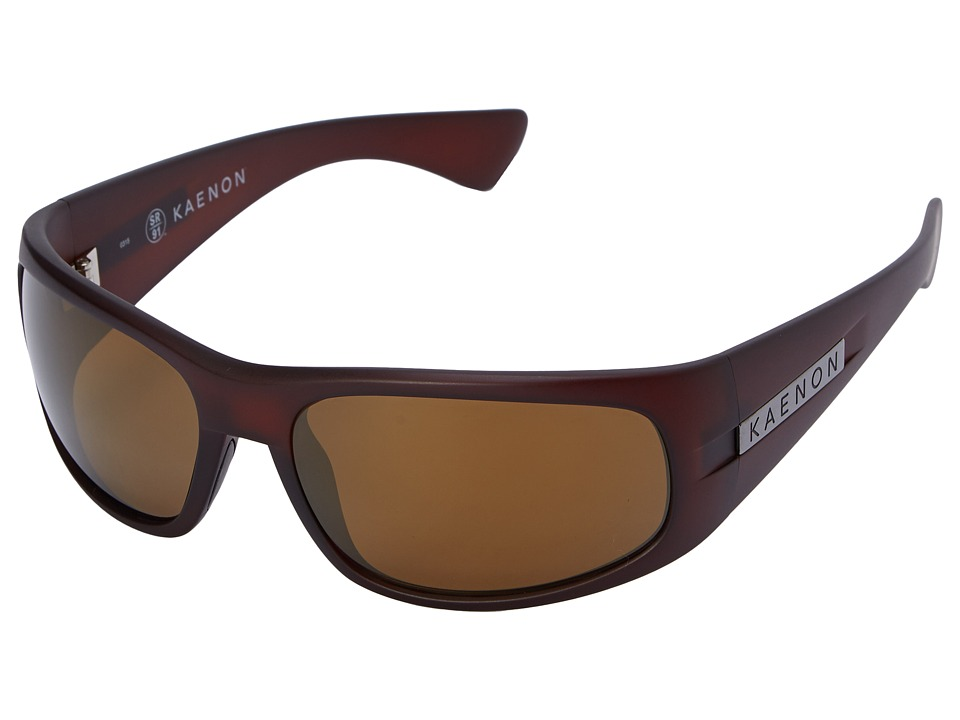 Kaenon Lewi SR91 (Polarized) (Gold Coast) Polarized Sport Sunglasses