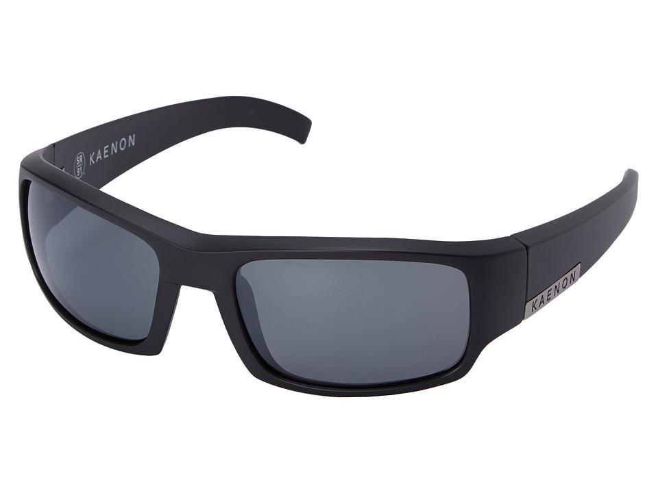 Kaenon Arlo SR91 (Polarized) (Black Label) Plastic Frame Sport Sunglasses