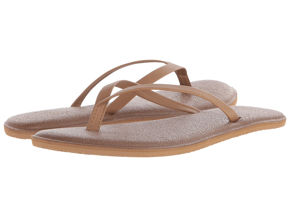 Sanuk Yoga Bliss (Tobacco) Women