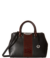 Brighton - Coco Double Zip Satchel