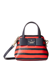 Kate Spade New York - Julia Street Stripe Mini Maise