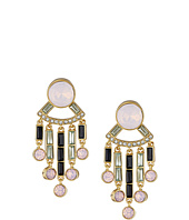Kate Spade New York - Clink of Ice Fringe Earrings