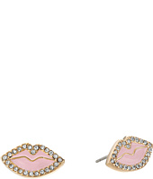 Kate Spade New York - Love List Studs Earrings