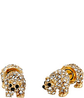 Kate Spade New York - Polar Bear Stud Earrings