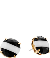 Kate Spade New York - The Right Stripe Stud Earrings