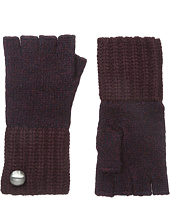 Marc by Marc Jacobs - Patchwork Fingerless Gloves