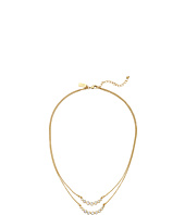 Kate Spade New York - Dainty Sparklers Double Strand Necklace