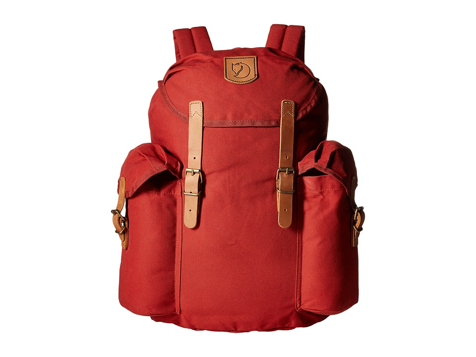 Fj llr ven - vik Backpack 15 (Deep Red) Backpack Bags