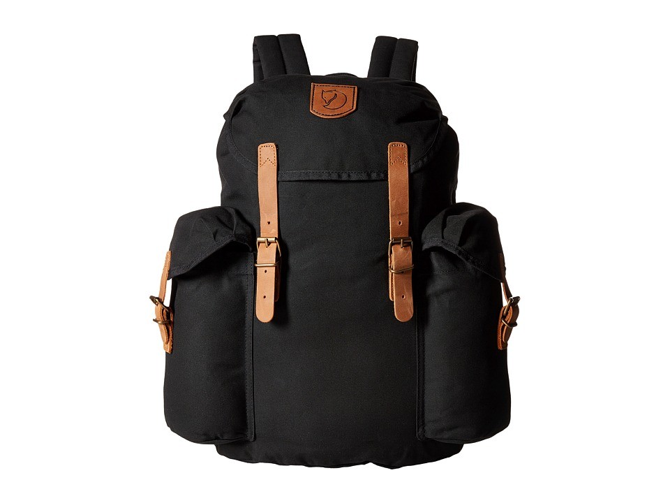 Fj llr ven - vik Backpack 15 (Black) Backpack Bags