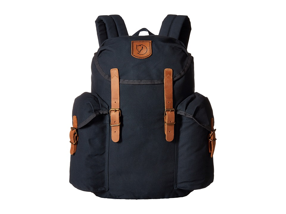 Fj llr ven - vik Backpack 15 (Dark Navy) Backpack Bags