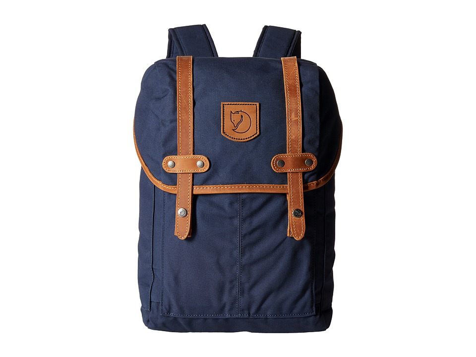Fj llr ven - Rucksack No.21 Mini (Toddler/Little Kid) (Navy) Backpack Bags
