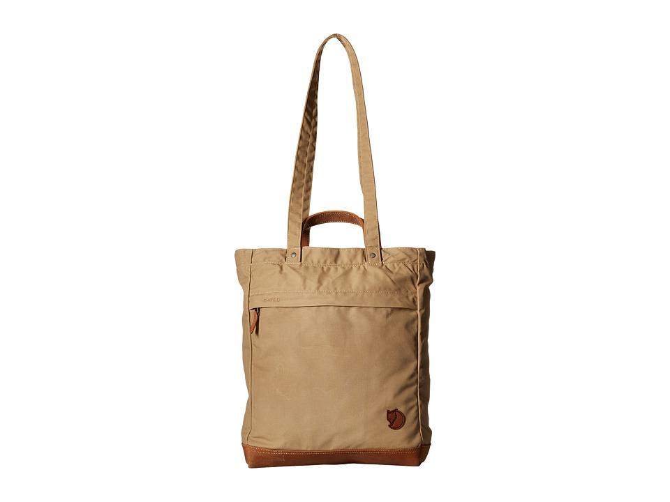 Fjäll Räven Totepack No.2 (Sand) Backpack Bags