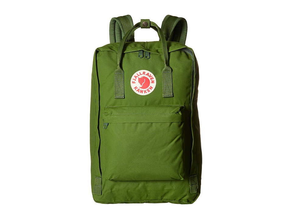Fj llr ven - K nken 17 (Leaf Green) Backpack Bags