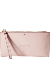 Kate Spade New York - Wedding Belles Adra Zip Pouch