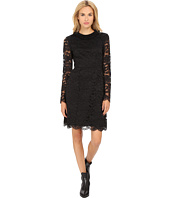 Marc by Marc Jacobs - Isabella Lace Paneled Crew Dress