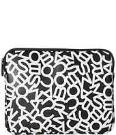 Marc by Marc Jacobs - Scrambled Logo Coated Neoprene Tech Tablet Case