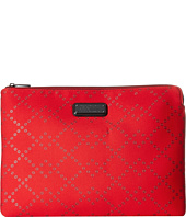 Marc by Marc Jacobs - Neoprene Crosby Grommet Tech 13 Zip Cutout Case