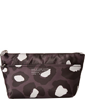 Marc by Marc Jacobs - Coated Printed Canvas Perfect Pouch