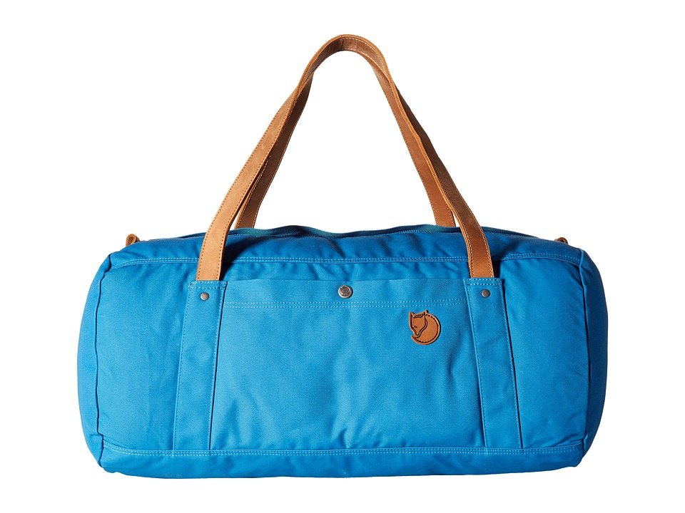 Fj llr ven - Duffel No. 4 Large (Lake Blue) Duffel Bags