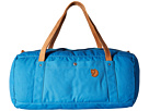 Fj llr ven Duffel No. 4 Large (Lake Blue)