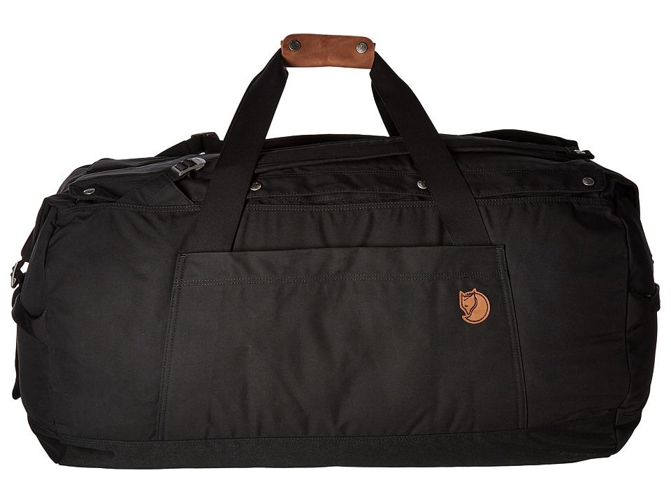 Fj llr ven Duffel No.6 Large (Black) Duffel Bags