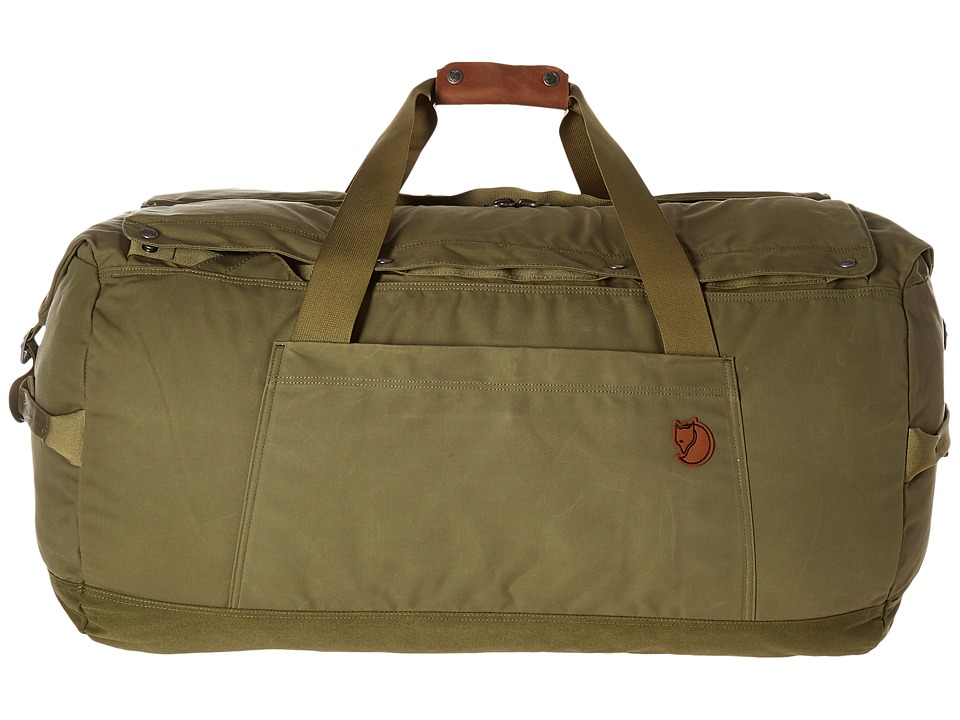 Fj llr ven Duffel No.6 Large (Green) Duffel Bags