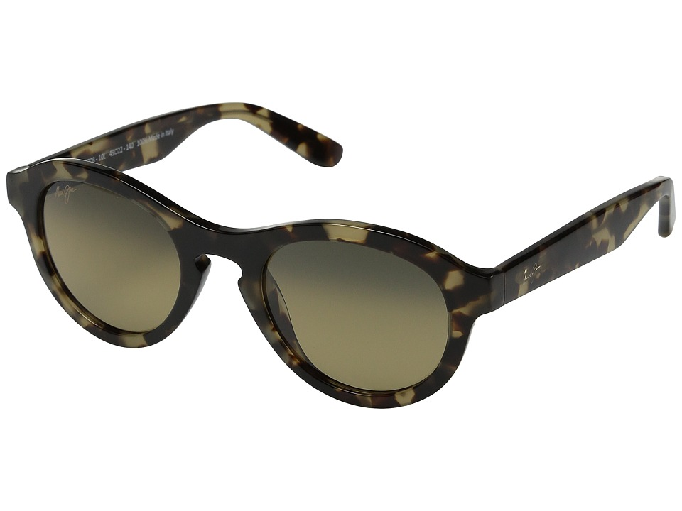 Maui Jim Leia Tokyo Tortoise/HCL Bronze Fashion Sunglasses