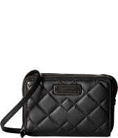 Marc by Marc Jacobs - Crosby Quilt Leather Gemini Crossbody