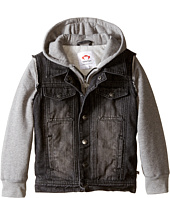 Appaman Kids - Uptown Denim Jacket (Toddler/Little Kids/Big Kids)