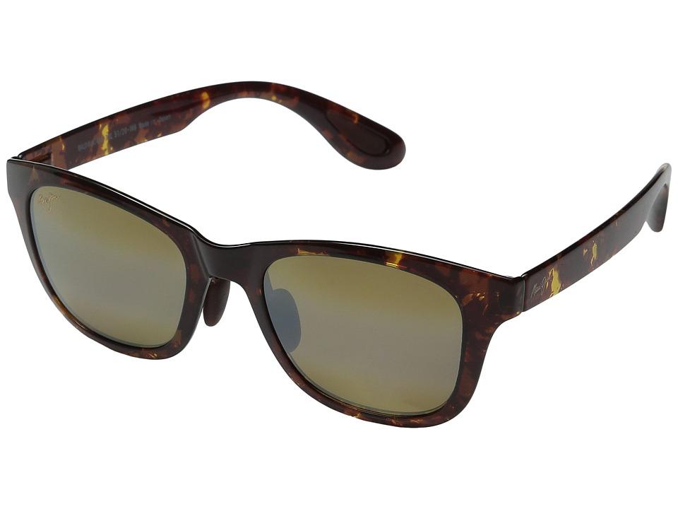 Maui Jim - Hana Bay (Tokyo Tortoise/HCL Bronze) Fashion Sunglasses