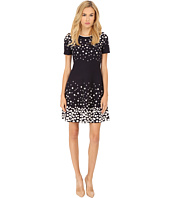 Kate Spade New York - Scattered Dot Sweater Dress