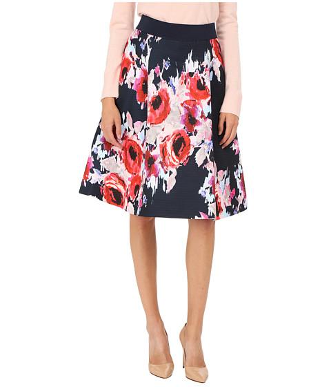 Kate Spade New York Hazy Floral Midi Skirt