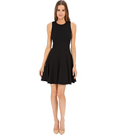 Kate Spade New York - Pleated Ponte Dress