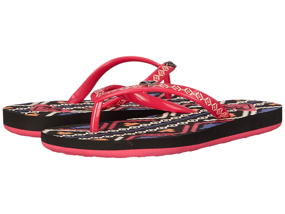 Roxy Kids Pebbles V Little Kid/Big Kid Rose Girls Shoes