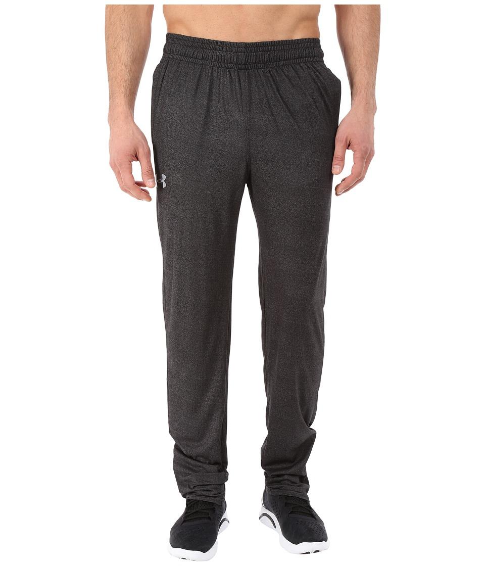 Under Armour - UA Techtm Pants (Black/Black/Steel) Mens Casual Pants