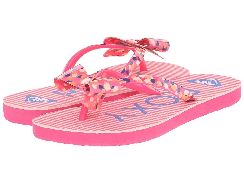 Roxy Kids Lulu II Little Kid/Big Kid Pink Carnation Girls Shoes