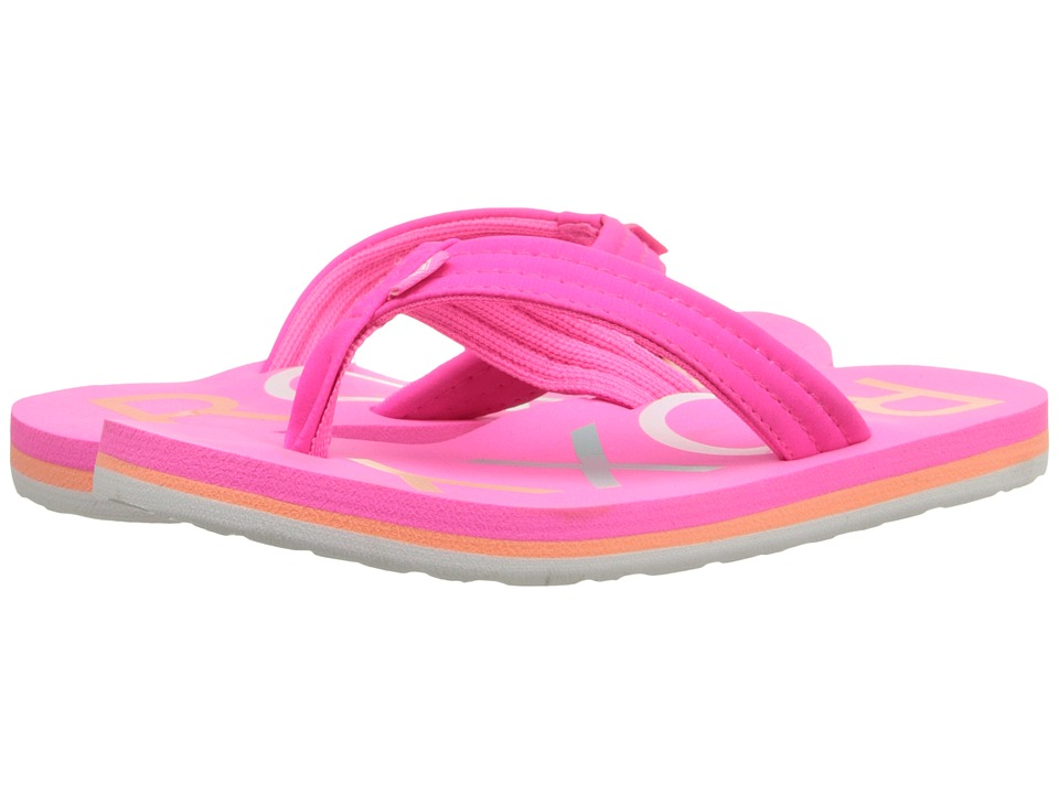 Roxy Kids - Vista (Little Kid/Big Kid) (Hot Pink) Girls Shoes
