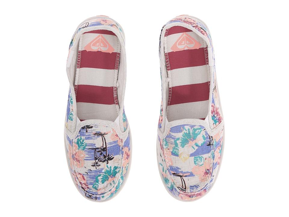 Roxy Kids Lido III Little Kid/Big Kid Blue Surf Girls Shoes